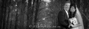Forest of love by wedding videographer Perth