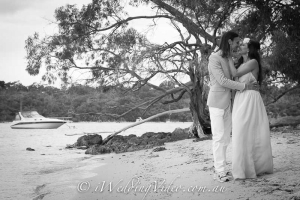 Swan River wedding - Green Place Reserve